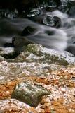 χειμώνας ρευμάτων Στοκ φωτογραφία με δικαίωμα ελεύθερης χρήσης