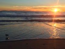Χειμώνας σε Καλιφόρνια Στοκ εικόνα με δικαίωμα ελεύθερης χρήσης