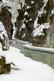 χειμώνας σκηνής Στοκ φωτογραφία με δικαίωμα ελεύθερης χρήσης