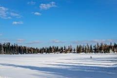 Χειμώνας στα υψηλά βουνά Tatras Στοκ Φωτογραφία