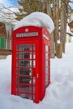 Χειμώνας στα όρη Στοκ Φωτογραφία