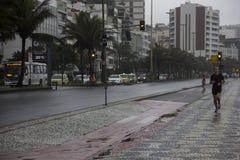 Χειμώνας στο Ρίο ντε Τζανέιρο Βραζιλία Στοκ Εικόνα