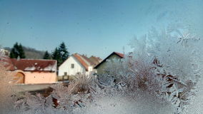 Χειμώνας στο χρώμιο στοκ εικόνες