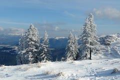 χειμώνας τοπίων Στοκ φωτογραφίες με δικαίωμα ελεύθερης χρήσης