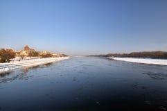 χειμώνας του Τορούν Στοκ εικόνες με δικαίωμα ελεύθερης χρήσης