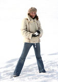 χειμώνας υπολοίπου Στοκ εικόνες με δικαίωμα ελεύθερης χρήσης