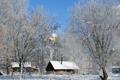 χειμώνας φύσης Στοκ φωτογραφία με δικαίωμα ελεύθερης χρήσης