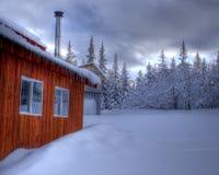 χειμώνας χιονιού παγακιών  Στοκ εικόνα με δικαίωμα ελεύθερης χρήσης