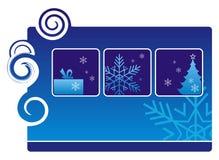 χειμώνας 2 διακοπών ελεύθερη απεικόνιση δικαιώματος