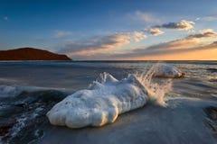 χειμώνας 3 μετακίνησης Στοκ Φωτογραφία