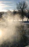 χειμώνας 4 σειρών ονείρου Στοκ φωτογραφία με δικαίωμα ελεύθερης χρήσης