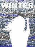 Χειμώνας ελεύθερη απεικόνιση δικαιώματος