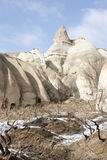 χειμώνας cappadocia Στοκ φωτογραφίες με δικαίωμα ελεύθερης χρήσης