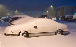 Χειμώνας Strom Στοκ Φωτογραφίες