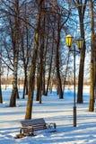 Χειμώνας Uglich, Ρωσία Στοκ εικόνες με δικαίωμα ελεύθερης χρήσης