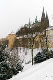 χειμώνας vitus του ST καθεδρι&kap Στοκ Εικόνες