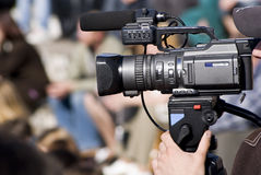 χειριστής φωτογραφικών μηχανών στοκ εικόνες
