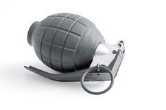 Χειροβομβίδα με την καρφίτσα Στοκ φωτογραφία με δικαίωμα ελεύθερης χρήσης