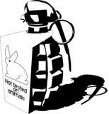 χειροβομβίδα Στοκ φωτογραφία με δικαίωμα ελεύθερης χρήσης