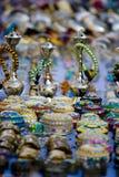 χειροποίητα αντικείμενα Τυνήσιος Στοκ εικόνες με δικαίωμα ελεύθερης χρήσης