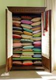 Χειροποίητα αραβικά μαξιλάρια Στοκ εικόνες με δικαίωμα ελεύθερης χρήσης