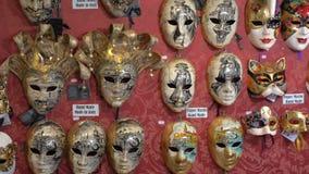 Χειροποίητες μάσκες για ενετικό καρναβάλι φιλμ μικρού μήκους