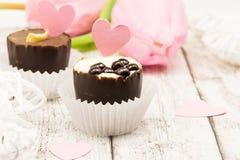 Χειροποίητη καραμέλα σοκολάτας πολυτέλειας Στοκ φωτογραφία με δικαίωμα ελεύθερης χρήσης
