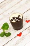 Χειροποίητη καραμέλα σοκολάτας πολυτέλειας Στοκ φωτογραφίες με δικαίωμα ελεύθερης χρήσης