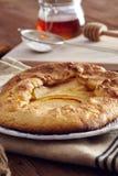 χειροποίητη πίτα μήλων Στοκ Φωτογραφία