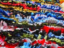 Χειροποίητος, Knitwear από το χωριό Ουκρανία Στοκ φωτογραφία με δικαίωμα ελεύθερης χρήσης