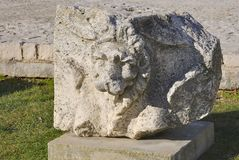 Χειροποίητο αντικείμενο του ρωμαϊκού φόρουμ Στοκ φωτογραφίες με δικαίωμα ελεύθερης χρήσης