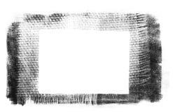 Χειροποίητο μικτό κατασκευασμένο πλαίσιο μέσων διανυσματική απεικόνιση