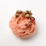 Χειροποίητο σαπούνι ως τριαντάφυλλα, λουλούδια, aromatherapy, SPA Στοκ εικόνα με δικαίωμα ελεύθερης χρήσης