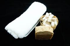 χειροποίητο σαπούνι Στοκ φωτογραφία με δικαίωμα ελεύθερης χρήσης