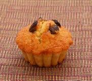 Χειροποίητο muffin τσιπ σοκολάτας Στοκ Εικόνα