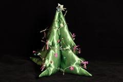 Χειροτεχνία 1 χριστουγεννιάτικων δέντρων Στοκ φωτογραφία με δικαίωμα ελεύθερης χρήσης