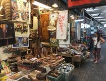 Χειροτεχνική αγορά, Μπανγκόκ Στοκ Εικόνες