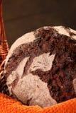 Χειροτεχνική σίκαλη 2 ψωμιού στοκ εικόνα