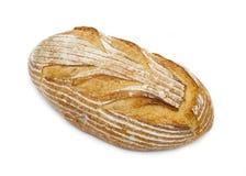 Χειροτεχνική φραντζόλα ψωμιού στοκ φωτογραφίες
