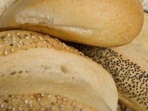 χειροτεχνικός στενός επάνω ψωμιού Στοκ Φωτογραφία