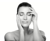Χειρουργική επέμβαση και αντι έννοια γήρανσης Beauty Face Spa γυναίκα στοκ φωτογραφία με δικαίωμα ελεύθερης χρήσης