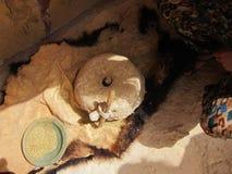 Χειρωνακτικά millstones Στοκ φωτογραφία με δικαίωμα ελεύθερης χρήσης
