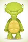 χελώνα κινούμενων σχεδίων Στοκ Εικόνα