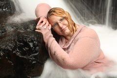 χελώνα πτώσεων Στοκ Εικόνες