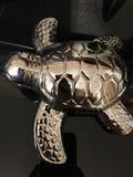 Χελώνα του μετάλλου στοκ εικόνα με δικαίωμα ελεύθερης χρήσης