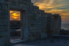 Χερσόνησος Κριμαία Στοκ φωτογραφίες με δικαίωμα ελεύθερης χρήσης