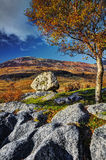 Χερσόνησος Elgol Στοκ εικόνες με δικαίωμα ελεύθερης χρήσης