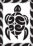 Χελώνα Tiki Στοκ φωτογραφία με δικαίωμα ελεύθερης χρήσης