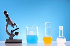 χημεία απλή Στοκ Φωτογραφίες