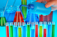 χημεία στοκ εικόνες